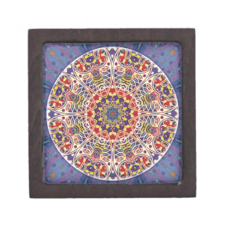 Mandalas for Times of Transition 21 Gifts Jewelry Box