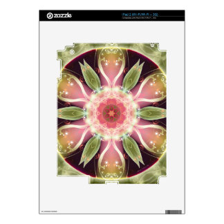Mandalas for Times of Transition 22 Gifts Decal For iPad 2