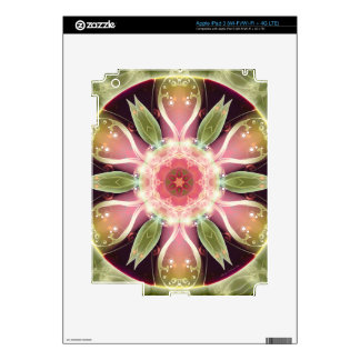 Mandalas for Times of Transition 22 Gifts iPad 3 Skin