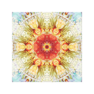 Mandalas for Times of Transition 23 Wrapped Canvas