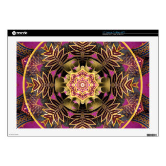 Mandalas for Times of Transition 3 Gifts Decals For Laptops