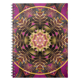 Mandalas for Times of Transition 3 Gifts Notebook