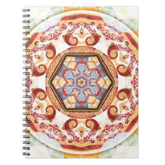 Mandalas for Times of Transition 4 Gifts Notebook