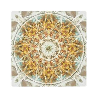 Mandalas for Times of Transition 5 Metal Wall Art