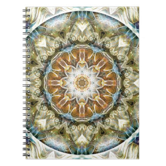 Mandalas for Times of Transition 7 Gifts Notebook