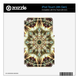 Mandalas from the Heart of Change 10, Gift Items iPod Touch 4G Skins
