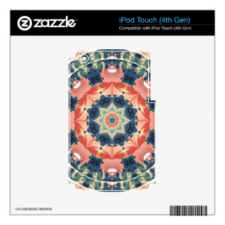 Mandalas from the Heart of Change 16, Gift Items Skins For iPod Touch 4G