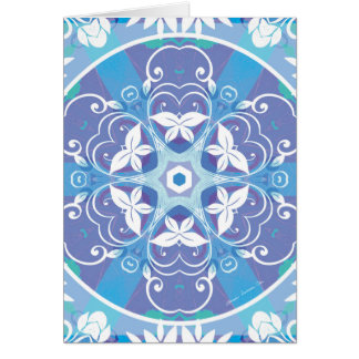 Mandalas from the Heart of Freedom 10 Card