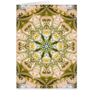 Mandalas from the Heart of Freedom 15 Card