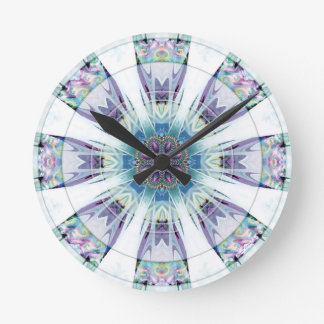 Mandalas from the Heart of Freedom 19 Gifts Round Clock