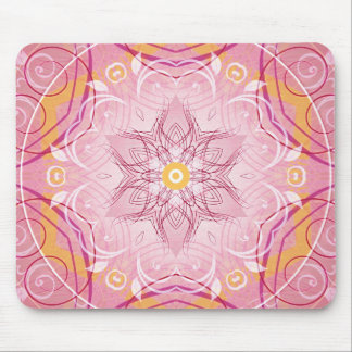 Mandalas from the Heart of Freedom 1 Gifts Mouse Pad
