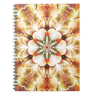 Mandalas from the Heart of Freedom 20 Gifts Notebook