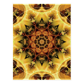 Mandalas from the Heart of Freedom 28 Postcard
