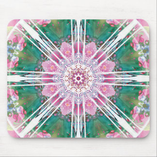 Mandalas from the Heart of Freedom 7 Gifts Mouse Pad