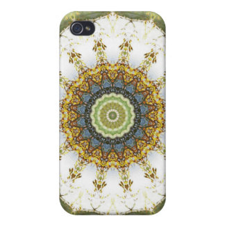 Mandalas from the Heart of Peace, No. 5, Cases For iPhone 4