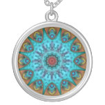 Mandalas from the Heart of Surrender, No. 6, Neckl Necklace