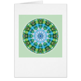 Mandalas from the Heart of Transformation, No. 6 Greeting Cards