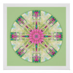 Mandalas from the Heart of Truth: No. 3 Posters