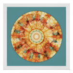 Mandalas from the Heart of Truth: No. 7 Print