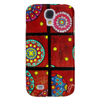 Mandalas in Motion Galaxy S4 Cover