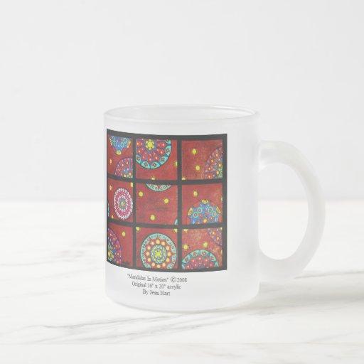 Mandalas In Motion Mug
