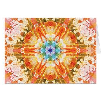 Mandalas of Forgiveness and Release 14 Card