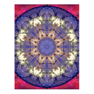 Mandalas of Forgiveness and Release 16 Postcard
