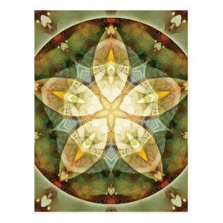 Mandalas of Forgiveness and Release 1 Postcard