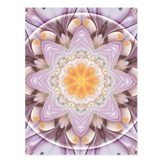 Mandalas of Forgiveness and Release 27 Postcard
