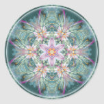 Mandalas of Forgiveness and Release 28 Classic Round Sticker
