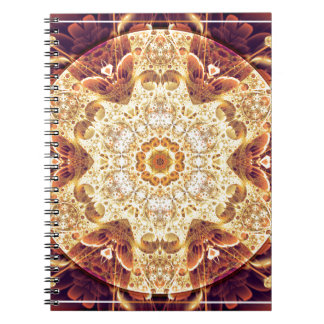 Mandalas of Forgiveness and Release 4 Notebook