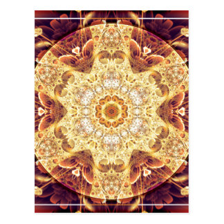 Mandalas of Forgiveness and Release 4 Postcard
