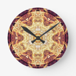 Mandalas of Forgiveness and Release 4 Round Clock