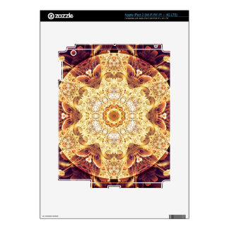 Mandalas of Forgiveness and Release 4 Decal For iPad 3