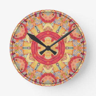 Mandalas of Forgiveness and Release 5 Round Clock
