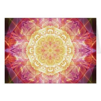 Mandalas of Forgiveness and Release 9 Card