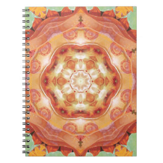 Mandalas of Forgiveness & Release 12 Notebook