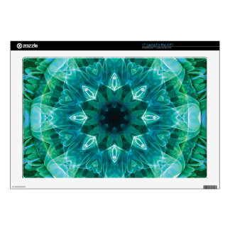 """Mandalas of Forgiveness & Release 13 Decals For 17"""" Laptops"""