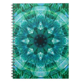 Mandalas of Forgiveness & Release 13 Notebook