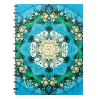 Mandalas of Forgiveness & Release 15 Notebook