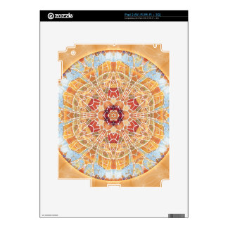 Mandalas of Forgiveness & Release 17 iPad 2 Skins