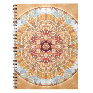 Mandalas of Forgiveness & Release 17 Notebook