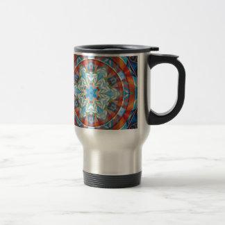 Mandalas of Forgiveness & Release 19 Travel Mug