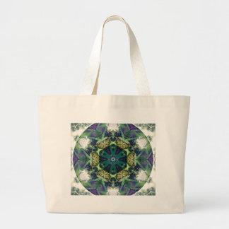 Mandalas of Forgiveness & Release 20 Large Tote Bag