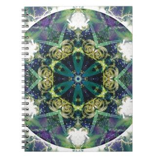 Mandalas of Forgiveness & Release 20 Notebook