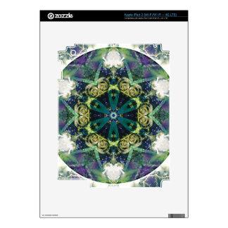 Mandalas of Forgiveness & Release 20 Skins For iPad 3
