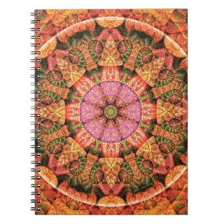 Mandalas of Forgiveness & Release 21 Notebook