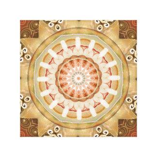 Mandalas of Forgiveness & Release 23 Canvas Wrap