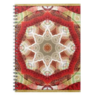 Mandalas of Forgiveness & Release 26 Notebook
