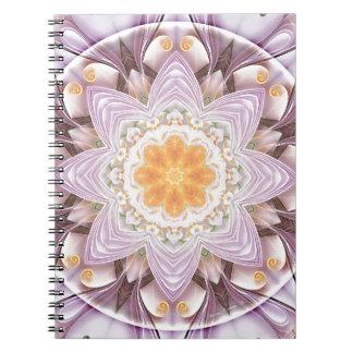Mandalas of Forgiveness & Release 27 Notebook